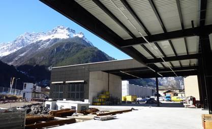 EIZ Erhaltungs- und Interventionszentrum, Erstfeld