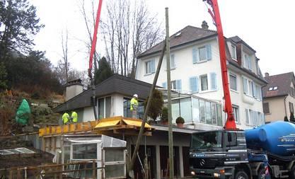 Terrassenerweiterung, 8406 Winterthur
