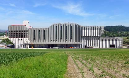 KVA Kehricht-Verbrennungs-Anlage, Perlen