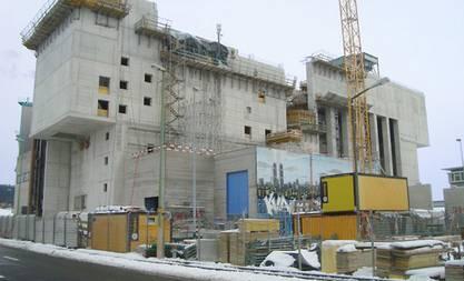 KVA Kehricht-Verbrennungs-Anlage, Winterthur