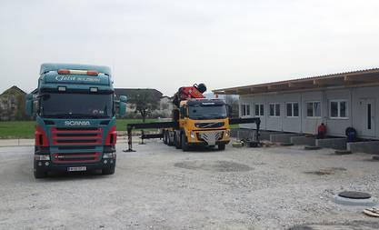 Möhl-Containerdorf, 9320 Stachen